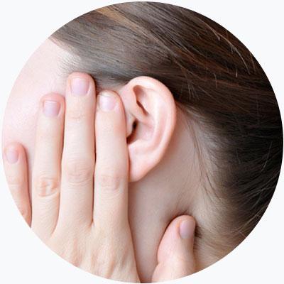 Blocked Ear